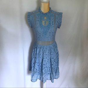 Disney Princess Collection NWT Blue Dress M